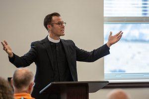 The Rev. Paul Wheatley