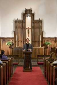 The Rev. Nate Jung-Chul Lee