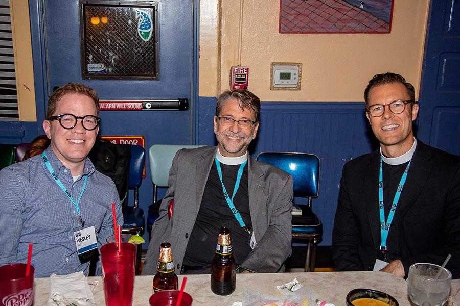 Wes Hill, Ephraim Radner, and Paul Wheatley